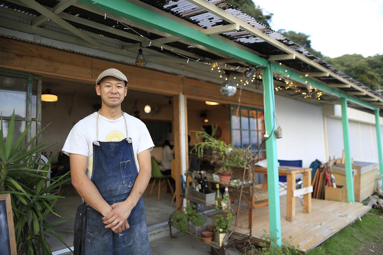 キッチンナッティ 田中幸治さん